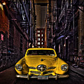 Back Alley Taxi Cab by Chris Lord
