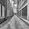 Back Alley by Tim The Bikeman