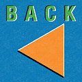Back Button by Linda Woods