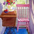 Back Hall by Sharon Lehman