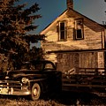 Back Home by David Matthews
