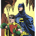 Back In The Batcave by Peter Melonas