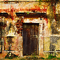 Back Lot By Darian Day by Mexicolors Art Photography