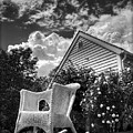 Back Porch Rocking Chair by Tammy Wetzel
