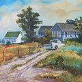 Back Road By The Bay by Dianna Willman