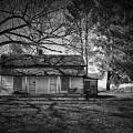 Back Road Farm House by Stanton Tubb