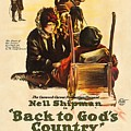 Back To God's Country 1919 by Mountain Dreams