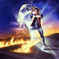 Back To The Future 1985 by Geek N Rock