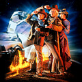 Back To The Future Part IIi 1990 by Geek N Rock