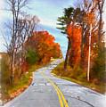 Backroads Vermont by Edward Fielding