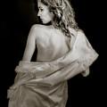 Backside In Black And White by Rikk Flohr