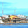 Fishermans Wharf 2 by Barbara Snyder