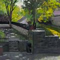 Backyard by Arild Amland