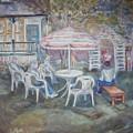 Backyard Cookout by Joseph Sandora Jr