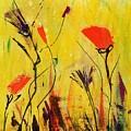 Backyard Flowers 2 by J Price Garner