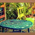Backyard Summer by Shirley Anderson