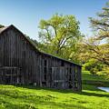 Bad Axe Barn by Mark Mille