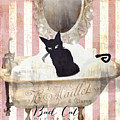 Bad Cat I by Mindy Sommers