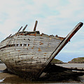Bad Eddie's Boat Donegal Ireland by Eddie Barron