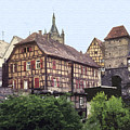 Bad Wimpfen 4 by Bob Phillips