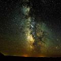Badlands Milky Way by Kevin Esterline