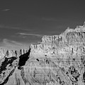 Badlands Moon Rising by Andy Crawford