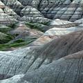 Badlands National Park South Dakota 2 by Bob Christopher