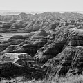 Badlands Of South Dakota #2 by Stanton Tubb