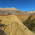 Badlands Panorama by Christiane Schulze Art And Photography