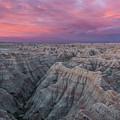 Badlands Sunrise by Eilish Palmer