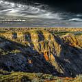 Badlands by Wayne Sherriff