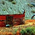 Badlands by William Rockwell