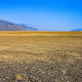 Badwater Basin In Death Valley by John Bosma
