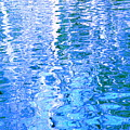 Baffling Blue Water by Sybil Staples
