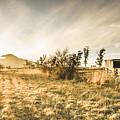 Bagdad Crisp Winter Countryside by Jorgo Photography - Wall Art Gallery