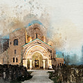 Bagrati Cathedral by Ronald Bolokofsky