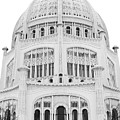 Bahai Black And White 1 by Ryan Osgood