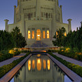 Bahai Temple by Sandra Bronstein