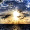 Bahama Sunset By Steve Ellenburg by Steve Ellenburg