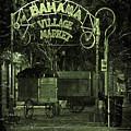 Bahama Village Market Key West Florida by John Stephens