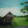 Bahay Kubo by Robert Cunningham
