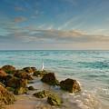 Bahia Honda Shoreline by Mark Reinnoldt