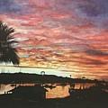 Bahia Inglesa Landscape  by Carola Moreno
