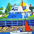 Bailey's Island by Nicholas Martori