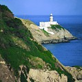 Baily Lighthouse, Howth, Co Dublin by The Irish Image Collection