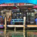 Bait Beer Ice by Dan Friend