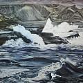 Baja Break by Suzahn King