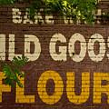 Bake With Wild Goose Flour by Douglas Barnett