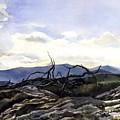 Baker Dam Colorado by Alfred Ng