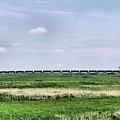 Bakken Crude On Rail by Jeff Swan